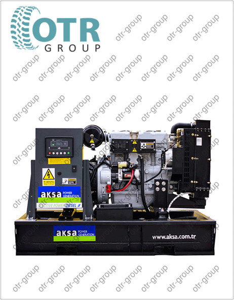 Запчасти для дизельного генератора AKSA APD-150A