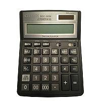 Калькулятор настольный 16 разрядный Citizen SDC-395S