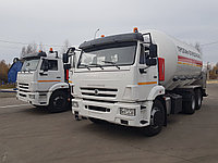 Газовоз 22м3 на базе Камаз-65115