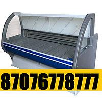 Витринный холодильник Холодильная витрина Асем  1,8м -5+5С