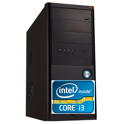 Компьютер SMART,  380M / Intel Core i3 380m 2.4Ghz/4GB/HDD500/450W