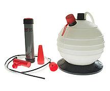JTC Приспособление для откачивания масла 6л через щуп, ручной привод JTC