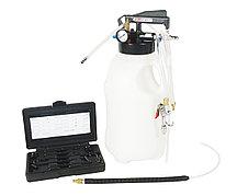 JTC Приспособление для перекачивания масла и технических жидкостей 10л с пневматическим приводом JTC