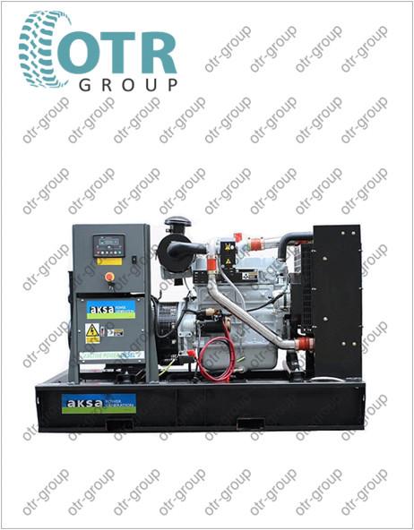 Запчасти для дизельного генератора AKSA APD-165P