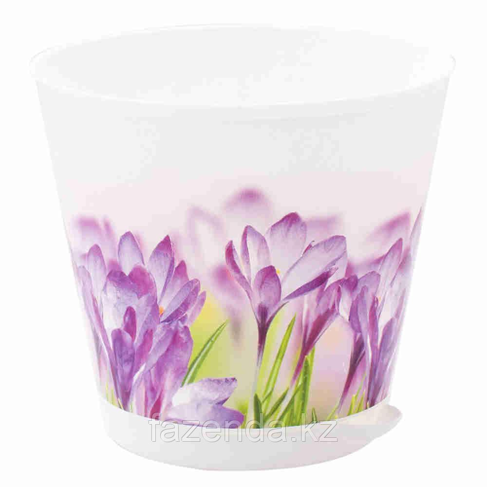 Горшок для цветов Ирис 0,7 л