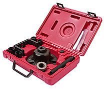 JTC Съемник ступиц универсальный с адаптерами М22х1.5,М24х1.5,М27х1.5,М30х1.5 JTC