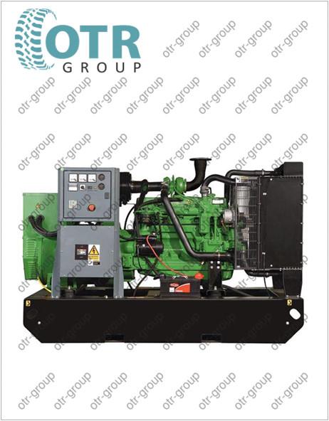 Запчасти для дизельного генератора AKSA AJD-170