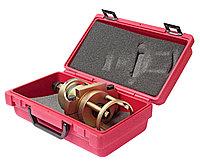 JTC Набор инструментов для демонтажа сайлентблоков передних рычагов (MERCEDES W140,W126) в кейсе JTC