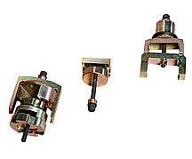 JTC Набор инструментов для демонтажа сайлентблоков подрамника (MERCEDES W211,W219,W230) JTC