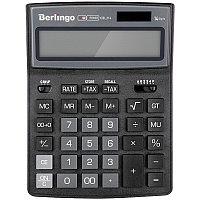 """Калькулятор настольный Berlingo""""City Style"""" 14 разрядный CIB_214 чёрный/серый"""