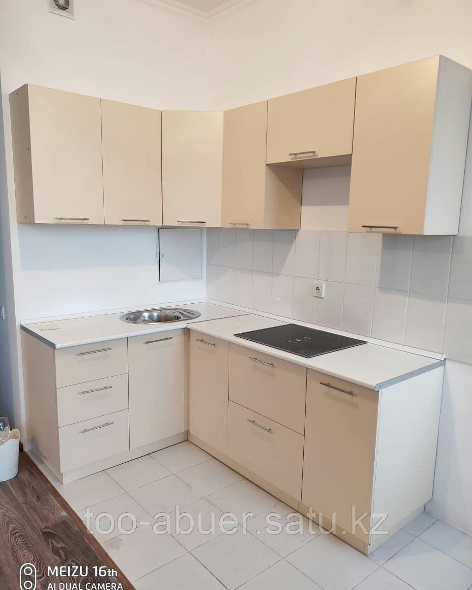 Кухонный гарнитур на заказ по индивидуальными размерами