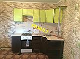 Кухонный гарнитур на заказ по индивидуальными размерами, фото 3