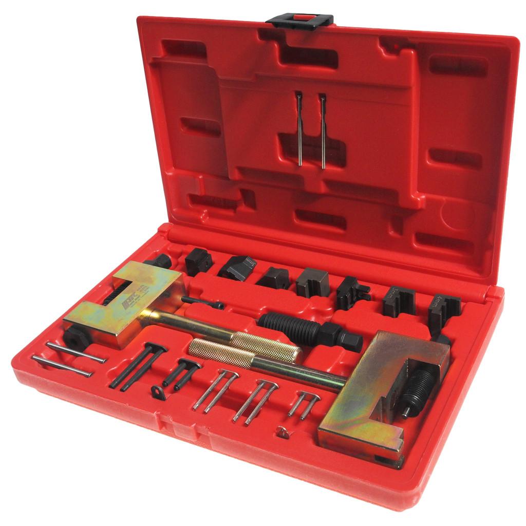 JTC Набор инструментов для разборки и сборки звеньев цепи ГРМ двигателей (MERCEDES) JTC