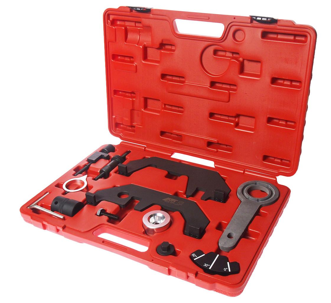 JTC Набор инструментов для установки и регулировки фаз ГРМ (BMW N62,N73) JTC