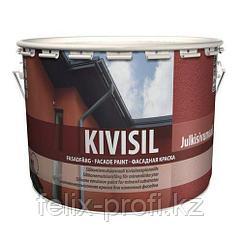 KIVISIL LC фасадная краска 9 л.
