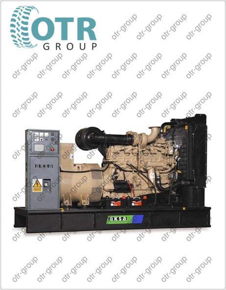 Запчасти для дизельного генератора AKSA AC-170