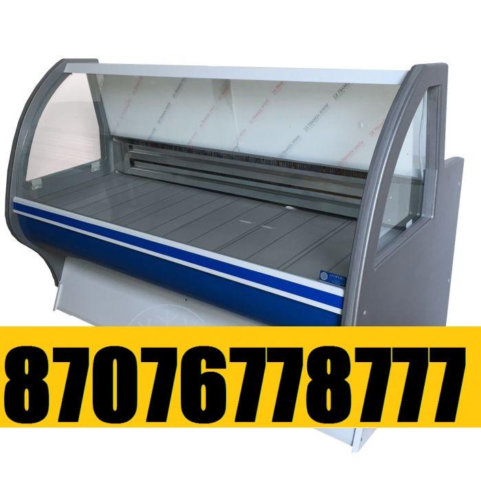 Витринный холодильник Холодильная витрина Асем  2м -5+5С