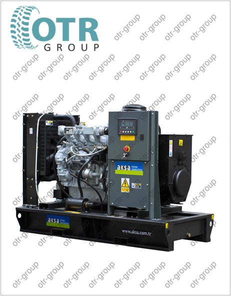 Запчасти для дизельного генератора AKSA AC-200