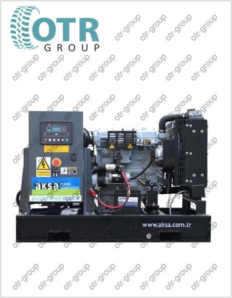 Запчасти для дизельного генератора AKSA APD-215WD
