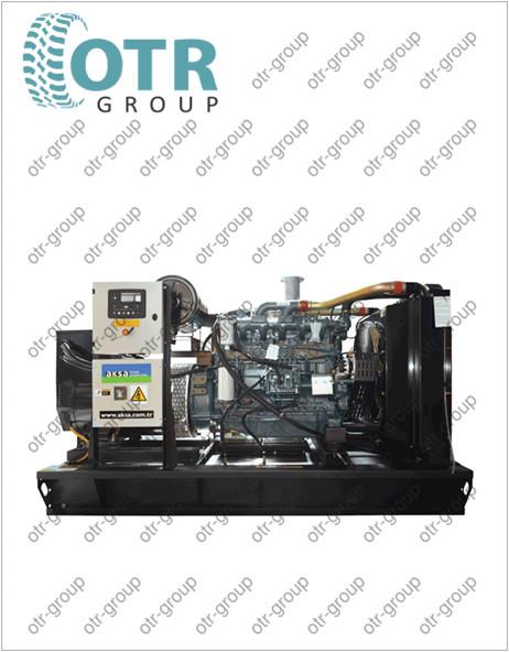 Запчасти для дизельного генератора AKSA AC-250