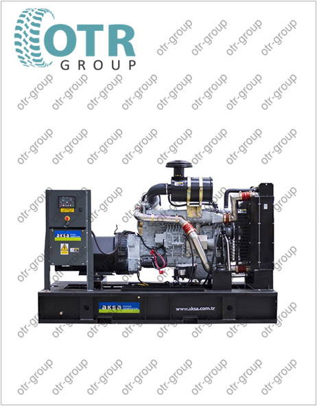 Запчасти для дизельного генератора AKSA APD-275C