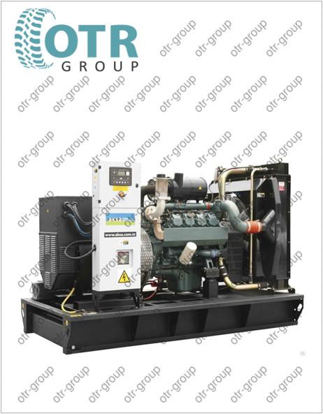 Запчасти для дизельного генератора AKSA AD-275