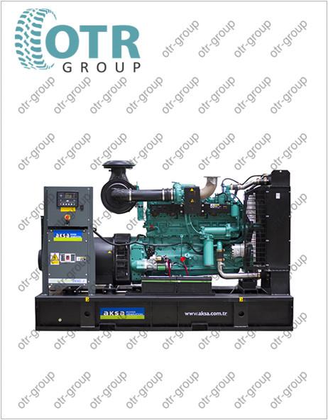 Запчасти для дизельного генератора AKSA APD-330C