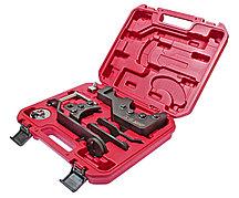 JTC Набор инструментов для фиксации распредвала VW Transporter,Touareg (цепь) 8 предметов (кейс) JTC