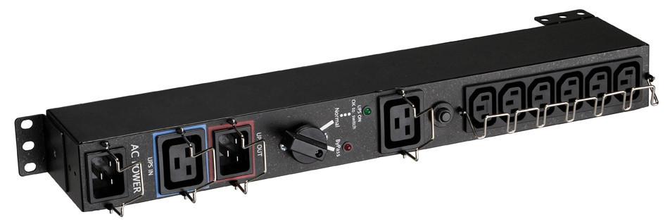 Сервисный байпас Eaton HotSwap MBP IEC (MBP3KI) (Механический)