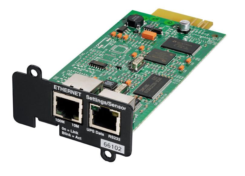 Сетевая карта Eaton Network Card-MS (NETWORK-MS)