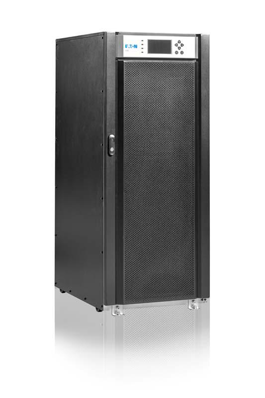Источник бесперебойного питания Eaton 93E 30кВА с тремя линейками АКБ,с сервисным байпасом.ИПБ(93E30KMBSBI)