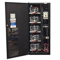Внешний батарейный шкаф для ИБП 93E, батареи EnerSys 12HX205, фото 2