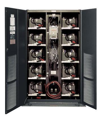 Внешний батарейный шкаф для ИБП 93E, батареи EnerSys 12HX330, фото 2