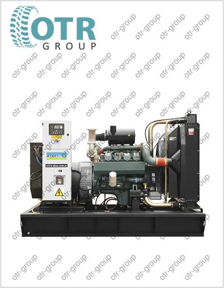 Запчасти для дизельного генератора AKSA AD-410