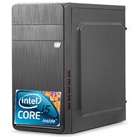 Компьютер Intel Core i5-540m 2.53GHz/ 4GB/HDD 500/DVD/450W