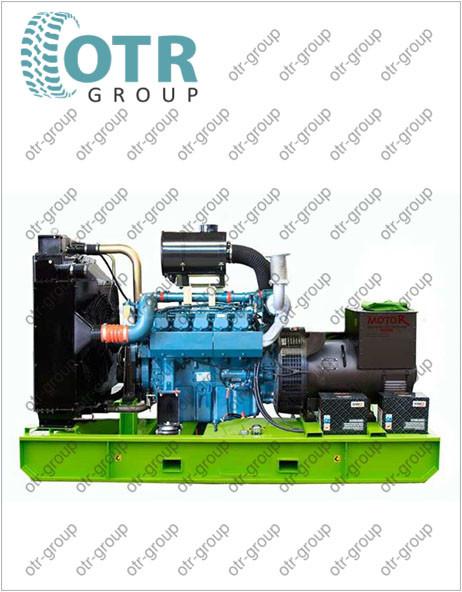 Запчасти для дизельного генератора AKSA AD-550