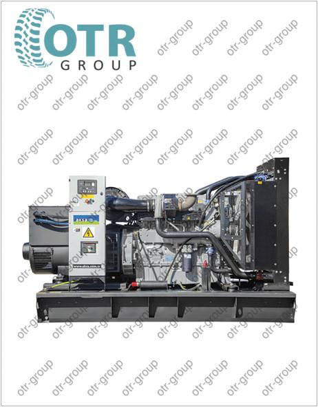 Запчасти для дизельного генератора AKSA AP-550