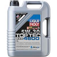 НС-синтетическое моторное масло Top Tec 4600 5W-30 5L, LIQUI MOLY