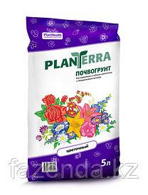Грунт PlanTerra 5л, для декоративных и цветочных культур