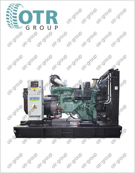 Запчасти для дизельного генератора AKSA AD-600
