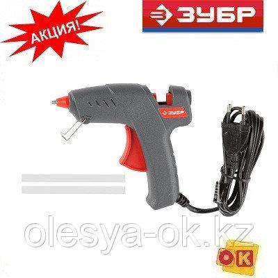 Клеевой пистолет 8 мм. 20 Вт. ЗУБР