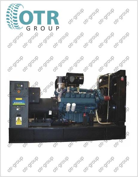 Запчасти для дизельного генератора AKSA AD-660