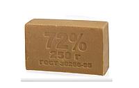 ХОЗЯЙСТВЕННОЕ МЫЛО 72% 250 грамм ГОСТ 30266-95