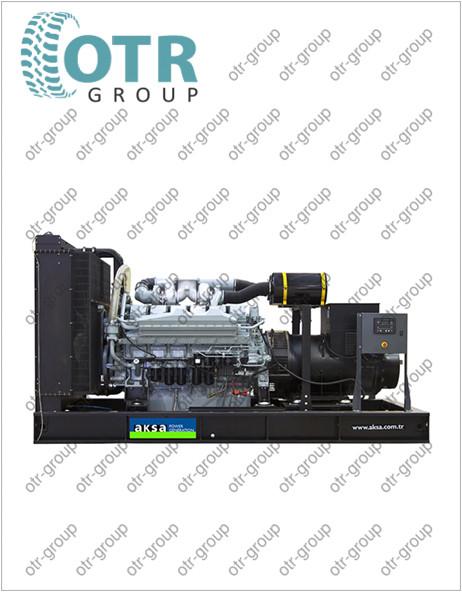 Запчасти для дизельного генератора AKSA APD-660P