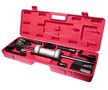 JTC Набор инструментов для кузовных работ (молоток, крюки, цепь) в кейсе 9 предметов JTC