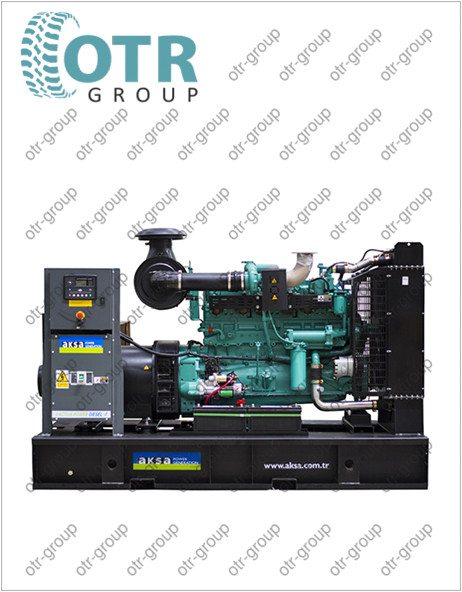 Запчасти для дизельного генератора AKSA AC-700