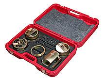 JTC Набор инструментов для демонтажа сальников коленвала (ISUZU 4HF1,4HG1,6HH1,6HK1) JTC