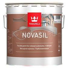 NOVASIL MRA фасадная краска 2,7 л