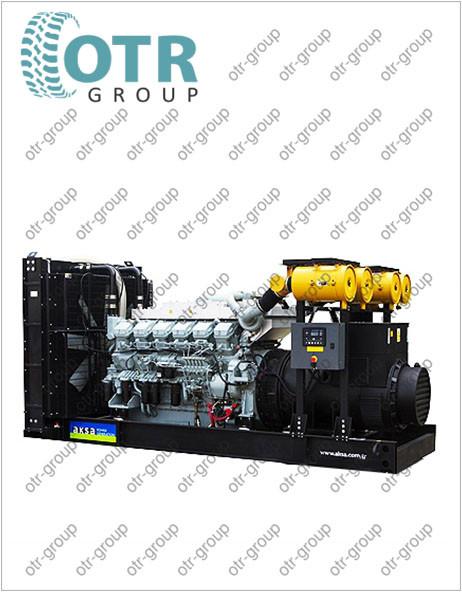 Запчасти для дизельного генератора AKSA APD-737M