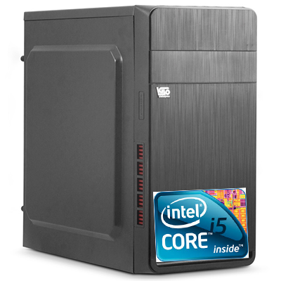 Компьютер Intel 1155 i5-2400 3,4 GHz/4GB/HDD 500/DVD/450W